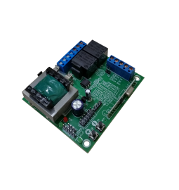Placa RCG Motor Basculante / Deslizante aceita todos controles 433,92 MHZ
