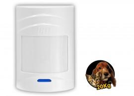 Sensor Infravermelho PET Sem Fio JFL IR PET 520 DUO p/ Active 32