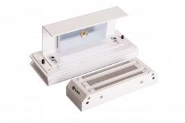 Fechadura Magnética IPEC 12 Volts DZ M150 - Branca