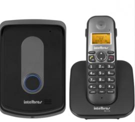 Porteiro eletrônico com Telefone sem fio Intelbras TIS 5010