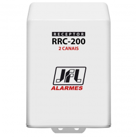 Receptor 2 Canais 433mhz JFL RRC-200