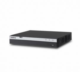 Nvr Intelbras 8 Canais 6 Mega para câmeras IP  NVD 3108 P
