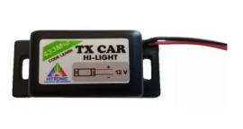 Controle Remoto Tx Car H-Tronic 433,92 mhz Luz alta
