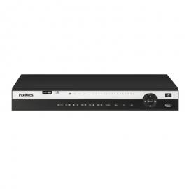 Dvr Intelbras 16 Canais Multi HD 4K Ultra HD MHDX 5216