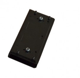 Suporte U para Fechadura Eletromagnética U-M150 IPEC - Preto