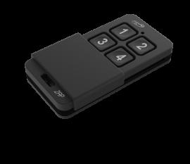 Controle Remoto PPA Zap 4 Canais 433,92 MHz