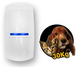 Sensor Infravermelho PET Digital JFL DS 420 semiaberto Com fio