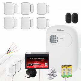 Kit Alarme Intelbras- ANM 3004 ST com 8 Sensores