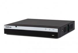 Dvr NVD 8 Canais IP POE 4K Intelbras NVD 3208P
