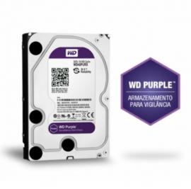 HD 2TB WD Purple próprio para DVR