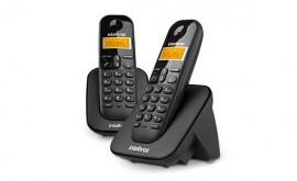 Telefone sem fio digital com ramal adicional TS 3112 Intelbras