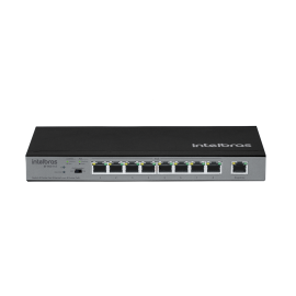 Switch 9 Portas 10/100mbps Intelbras SF 900 POE