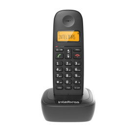 Telefone Sem Fio DECT 6.0 Intelbras TS 2510 STS