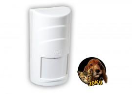 Sensor Infravermelho PET JFL IRPET-510i sem Fio Longa distância