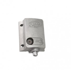 Trava Eletromagnética para Portão Eletrônico c/ Temporizador PPA 127 Volts